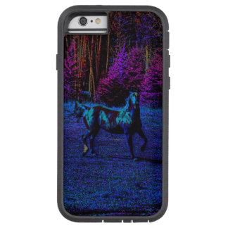 Horse-lovers Equine Horse At Night Art Tough Xtreme iPhone 6 Case