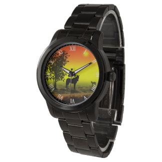 Horse Lovers Watch. Wrist Watch