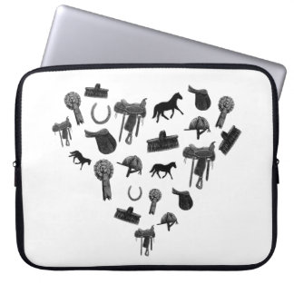 Horse Mad Laptop Case Laptop Computer Sleeves