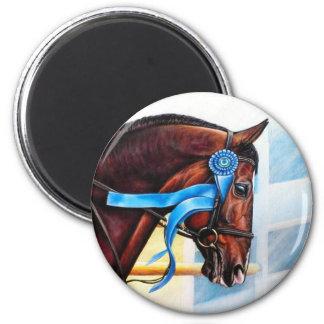 Horse magnet - Brave Heart