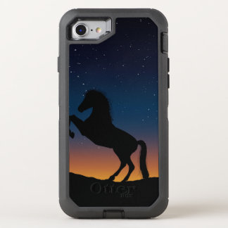 Horse Nature OtterBox Defender iPhone 7 Case