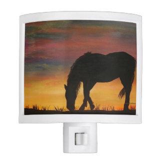 Horse Night Light, Equine Night Light, Horse Gifts Night Lite