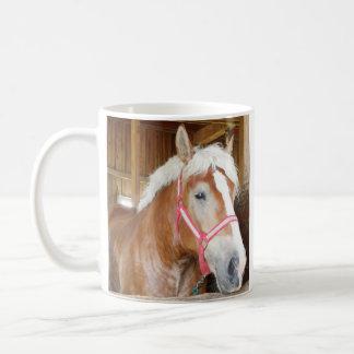 Horse on Mug 2 - Left Hand