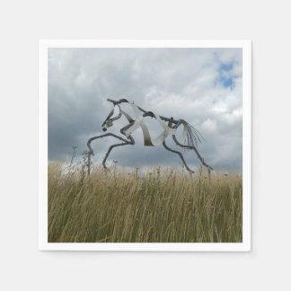 Horse Paper Napkins