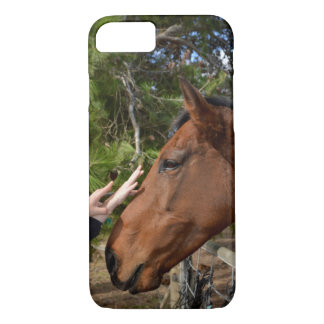 Horse_Pat,_Barely_There_iPhone_6_Case. iPhone 7 Case