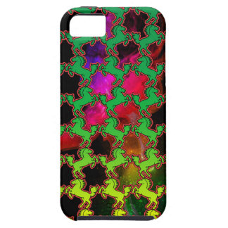 Horse Pattern iPhone 5 Cases