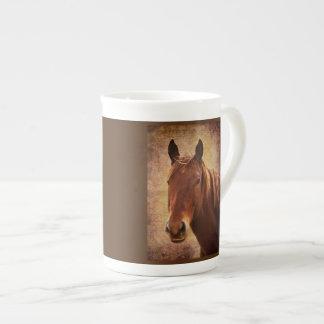 Horse Portait Tea Cup
