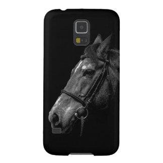 Horse Portrait - Samsung Galaxy S5 Case