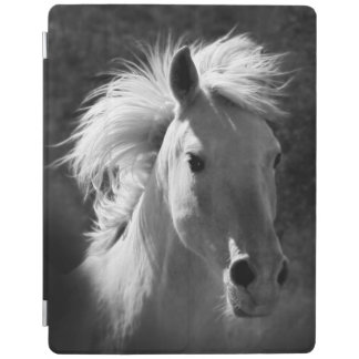 Horse Portrait V iPad Cover