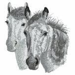 Horse Profile Pair