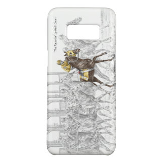 Horse Race Starting Gate Case-Mate Samsung Galaxy S8 Case
