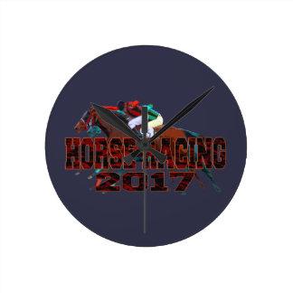 horse racing 2017 clock