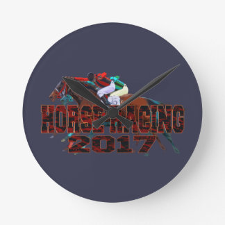 horse racing 2017 round clock