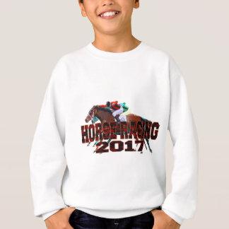 horse racing 2017 sweatshirt
