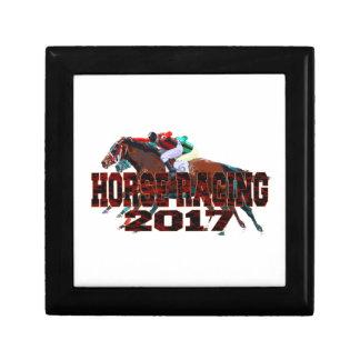 horse racing 2017 trinket boxes