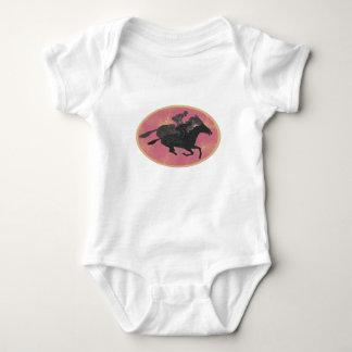 Horse Racing Baby Bodysuit