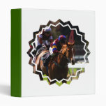 Horse Racing Binder