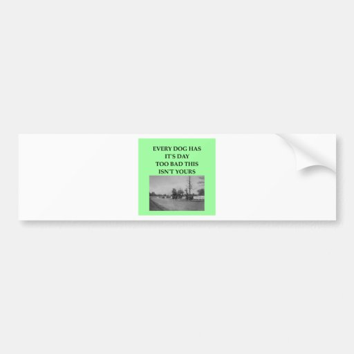 horse racing bumper stickers