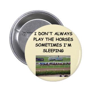 horse racing pins