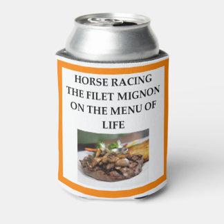 horse racing can cooler