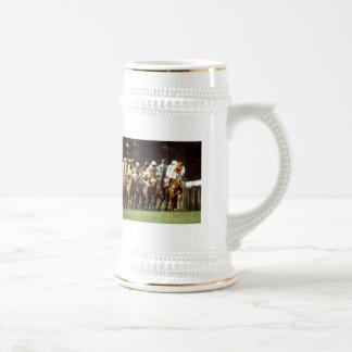 Horse Racing Mug