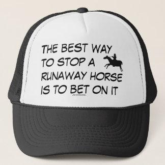 Horse Racing Trucker Hat