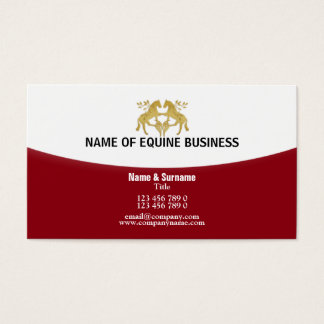 horseback riding lesson gift certificate template - horse riding lessons business cards business card