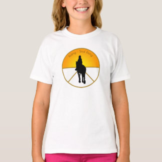 Horse Riding Soul Rising T-Shirt