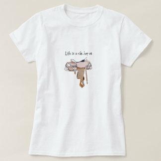 Horse saddle T-Shirt