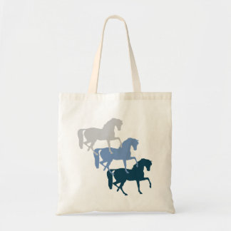 Horse Shadow Tote Bag