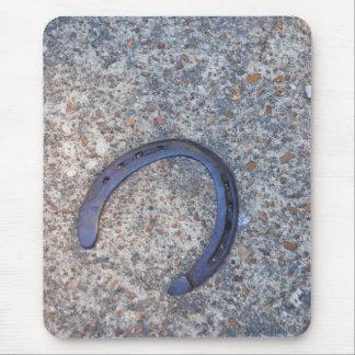 Horse Shoe Mouse Pad