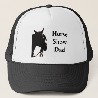 Horse Show Dad hat