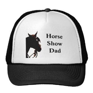 Horse Show Dad hat