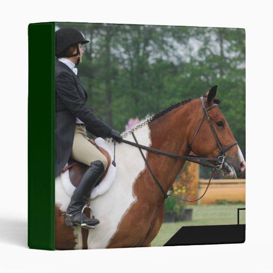 Horse Show Ring Binder