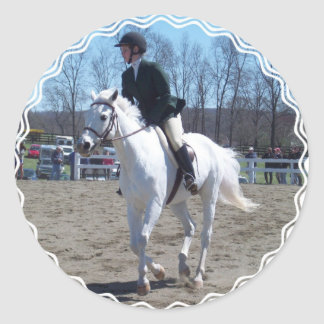 Horse Show Stickers