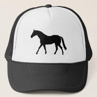 Horse Silhouette Trucker Hat