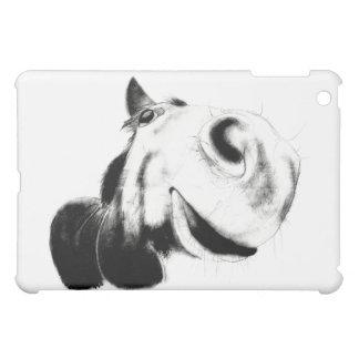 Horse Sketch iPad Mini Cover