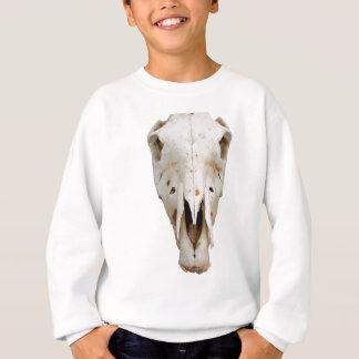 horse skull sweatshirt