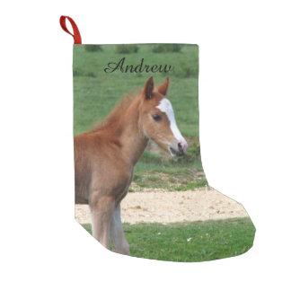 Horse Small Christmas Stocking