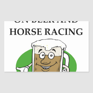 HORSE STICKER