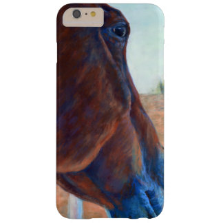 Horse Study in Brown Barely There iPhone 6 Plus Case
