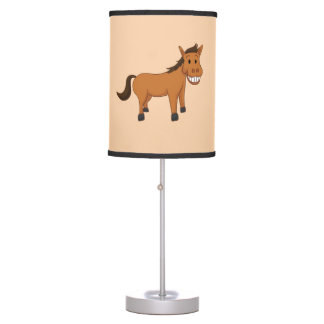 Horse Table Lamp