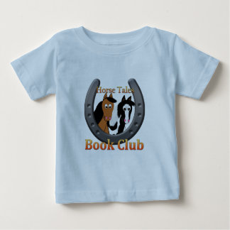 Horse Tales Book Club Baby T-Shirt
