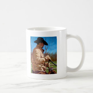 HORSE TRAINER in Pastel Coffee Mug