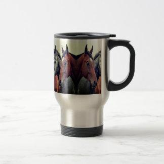 Horse  Travel/Commuter Mug