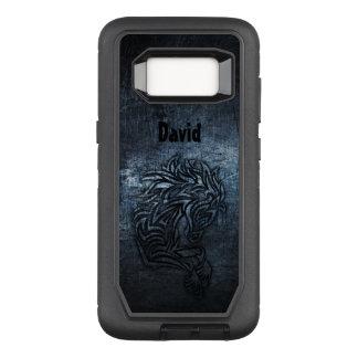 Horse Tribal Steel OtterBox Defender Samsung Galaxy S8 Case