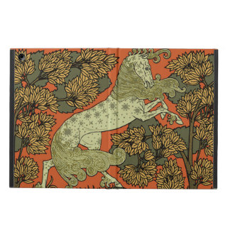 Horse Vintage Pattern iPad Air Cover