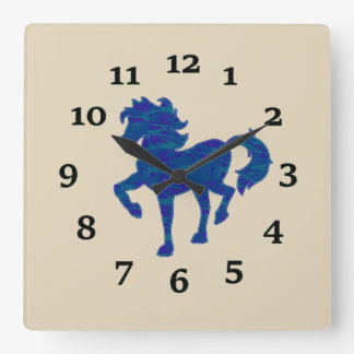 Horse Wall Clocks