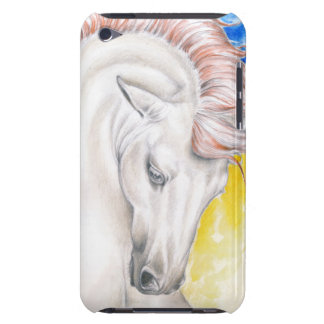 Horse Watercolor Art Barely There iPod Cover