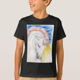 Horse Watercolor Art T-Shirt